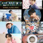 「TREASURE」、1stアルバムのコンセプトティザー公開!