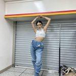 """ファサ(MAMAMOO)、ジンズ+ジンズのファッションに俳優イ・シオン""""暑いんだか寒いんだか"""""""