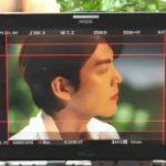 俳優キム・ウビン、CM撮影中の素敵な横顔にキュン!(動画あり)