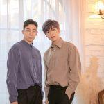 U-KISSのSOOHYUN、HOONによる初となるユニットシングル「I Wish」を2021年2月24日(水)発売!さらに、1月27日(水)には日韓同時先行デジタルリリースも決定!!