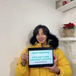 """俳優チョン・イル、明るい笑顔でうれしい近況!""""少し伸びた髪に胸キュン"""""""
