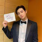 <トレンドブログ>「ASTRO」チャ・ウヌ、「女神降臨」は放送休みでも「MBC演技大賞」にプレゼンターとして参加