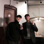 """俳優パク・ソジュンと親友ソン・フンミン選手、私以上に有名な韓国人はBTS!""""私もBTSのファン"""""""