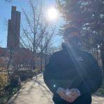 <トレンドブログ>俳優キム・ウビン、のんびり公演で散歩?…どこから見てもかっこいい