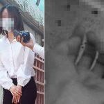 """""""ミルク姫"""" ファン・ハナ、リストカット写真をSNSに投稿… 外車窃盗被害に怒り"""