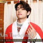 <トレンドブログ>「BTS(防弾少年団)」V、「The 100 Most Handsome Faces of 2020」で2位に…TOP100内に韓国人は17人
