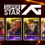【情報】グローバル人気グループ「BIG BANG」や「BLACK PINK」の公式リズムゲーム『SUPERSTAR YG』が本日より事前登録を開始!
