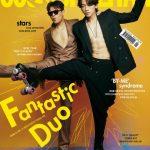 J.Y.Park&RAIN(ピ)のグラビア公開!!…特級デュオの存在感