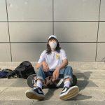 <トレンドブログ>俳優リュ・ジュンヨル、スケートボードをする余裕がある日常