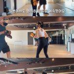 日本人タレントのサユリ、日本で自宅隔離…臨月の体で激しいボクシングトレーニングも