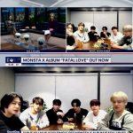 """「MONSTA X」、米国有名トークショーに出演…""""MONBEBEに早く会えますように"""""""