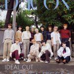 """K-POPアーティストの""""神写真集""""Diconシリーズ! SEVENTEEN写真集『IDEAL CUT』JAPAN EDITIONが12月14日(月)予約開始初日から大ヒット!"""