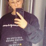 """""""41歳妊娠""""人気振付師ペ・ユンジョン、「ますます太っていく自分の姿、化粧しなければ見てられない」"""