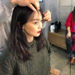 """女優シン・ミナ、圧倒的な""""人形ビジュアル""""公開=レッドリップで完成した美貌"""