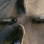 <トレンドブログ>「SHINee」、MV撮影中…どれが誰の足かわかる??