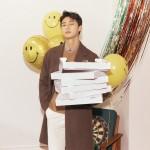 俳優パク・ソジュン、まぶしそうな眼差しに胸キュン…何でもないポーズまでかっこいい