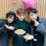 2PMウヨン & JUN. K & チャンソン、JUN. Kの誕生日にサプライズパーティー