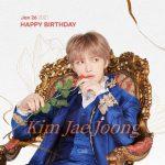 """キム・ジェジュン、誕生日に王子様のような姿でファンにあいさつ…""""あとで会いましょう"""""""