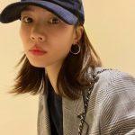 <トレンドブログ>ナムグン・ミンの恋人♥チン・アルム、ナチュラルでも綺麗…「髪だいぶ伸びたな」