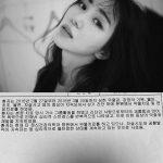 """クォン・ミナ(元AOA)、ジミンからの""""いじめの証拠""""を公開…「あの事件のことはもう聞きたくない」"""