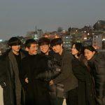 <トレンドブログ>俳優ナムグン・ミン、ソリョン(AOA)-イ・チョンアからチェ・テチョルまで明るい笑顔&バックハグ