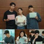 ソン・ジュンギ&オク・テギョン(2PM)&チョン・ヨビン主演ドラマ「ヴィンチェンツォ」、シナリオリーディング現場公開