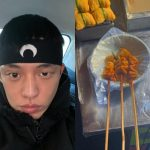 """俳優ユ・アイン、禁煙に続くダイエット宣言?おでん串3本だけの食事に""""これで十分"""""""
