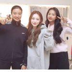 元サッカー代表イ・ドングクの娘ジェシちゃん、女優キム・スヒョンに負けない美貌を披露