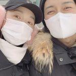 <トレンドブログ>ソ・イヒョン♥イン・キョジン、甘いLOVEスタグラムを公開…結婚7年目の夫婦。