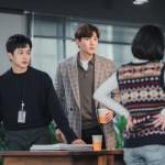 チ・チャンウク&キム・ミンソク、ソ・ジュヨンのミーティング乱入に当惑「都会の男女の恋愛法」