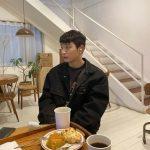 <トレンドブログ>チョン・ジヌン♥キョンリやカフェデート?コーヒーもパンも2つずつ