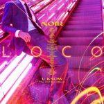 「東方神起」ユンホを取り巻くネオンカラー…「Loco」のフィルムポスター公開