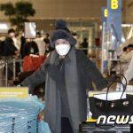 5年ぶりに韓国入りしたエイミ、手にしたエルメスのバッグや服装も話題に