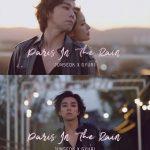 「太四子」パク・ジュンソクXパク・ギュリ(元KARA)、新旧アイドルの振り付けカバー映像公開