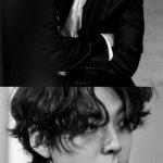 俳優キム・ウビン、白黒から感じられるカリスマ