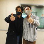 「東方神起」ユンホ&キム・ヨンチョル、情熱あふれるツーショット公開!