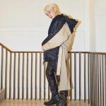 <トレンドブログ>「EXO」ベクヒョン、金髪ヘアにハイブランドファッションでシックな魅力爆発!!