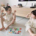 <トレンドブログ>俳優イン・ギョジン♥ソ・イヒョンの2人の娘、巣ごもり生活の日常も愛らしくてかわいいお姫様たち