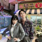 <トレンドブログ>「SHINee」Key(キー)、何を着てもおしゃれ!!…「少女時代」テヨンとSM代表ビジュアル姉弟