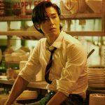"""【公式】ユンホ(東方神起)、「NOIR」がガオン(Gaon)チャートでも1位に""""圧倒的パワー"""""""