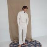 キム・ウビン、恋人の女優シン・ミナもうっとり?なオールホワイト純白コーデを公開