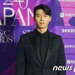 「愛の不時着」ヒョンビン、「2020 APAN AWARDS」大賞授賞…