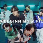 BTS(防弾少年団)、シャープなビジュアルと強烈なカリスマで圧倒…スポーツブランド「FILA」新CF公開(動画あり)