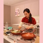 <トレンドブログ>「少女時代」ユリ、料理も上手だね…さわやかなビタミン100%充電!!
