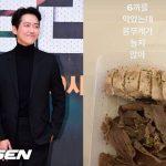 """俳優ナムグン・ミン、幸せな悩みを公開…""""6食を食べても体重が増えない"""""""