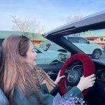 「少女時代」ソヒョン、7000万ウォン台のオープンカーでドライブ
