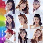 JYPの「NiziU」、デビューシングルがオリコン週間チャート1位に、4週ぶりに再浮上