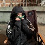 「BLACKPINK」ジス、新ドラマ撮影現場での近況…寒波も防げない美貌。