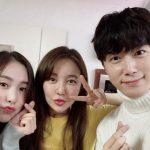 <トレンドブログ>カン・ミヨン♥ファン・バウル夫婦、ユン・ウネとの出会いに「楽しい時間」