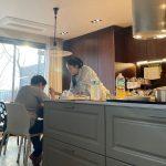 """女優オ・ユナ、息子と新居で新しいスタート…""""空気は良いけど出かけにくい"""""""